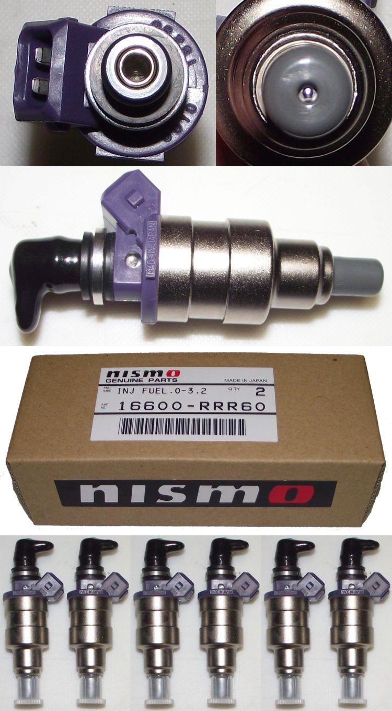 Nismo 600cc Injectors Skyline R32 Hcr32 Gtr Bnr32 Rb26dett