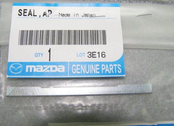 Genuine Mazda 13b Rotary Rx8 Se3p Rx 8 Rotor Apex Seal 2mm