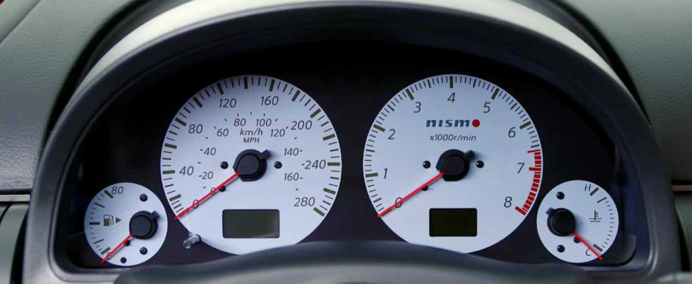 Nismo Combination Meter Nissan Skyline Coupe Cpv35 24810