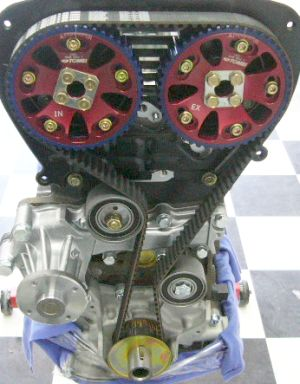 Gates Timing Belt Cambelt Nissan Skyline Gtr Ecr33 Hcr32