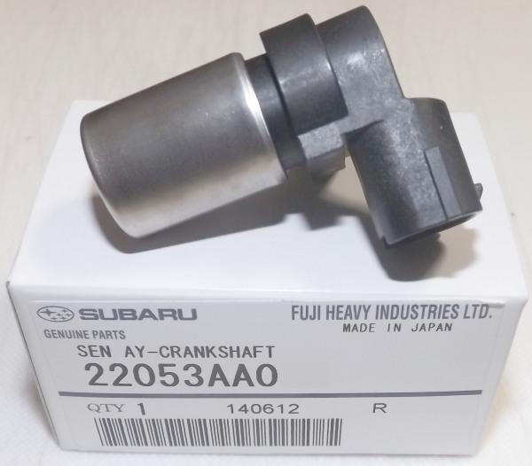 Genuine SUBARU IMPREZA NEWAGE Crank Sensore
