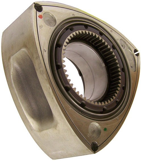 13b Engine: GENUINE MAZDA 13B ROTARY ENGINE TURBO ROTOR RX7 FD3S RX-7