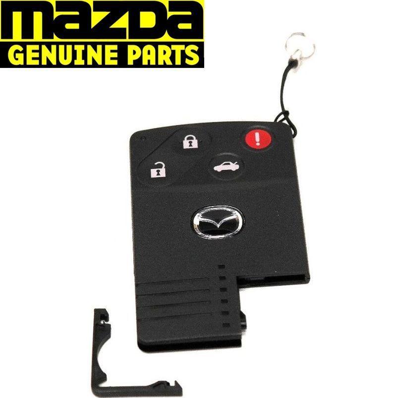 GENUINE MAZDA RX8 RX-8 MIATA MX5 MX-5 KEYLESS ENTRY TRANSMITTER KEY  NFY7-67-5RYB OEM