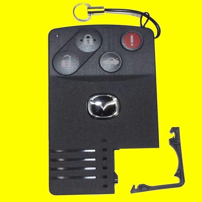 GENUINE MAZDA RX8 RX-8 MIATA MX5 MX-5 KEYLESS ENTRY TRANSMITTER KEY OEM